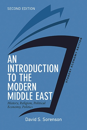 An Introduction to the Modern Middle East, Student Economy Edition