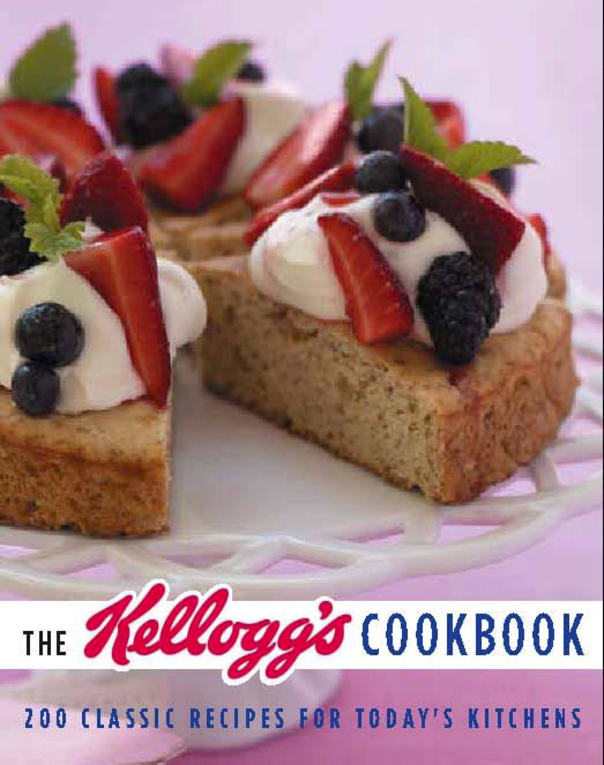 Kellogg's Cookbook, The