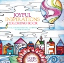 JOYFUL INSPIRATIONS COLORING BOOK by Robin Meade