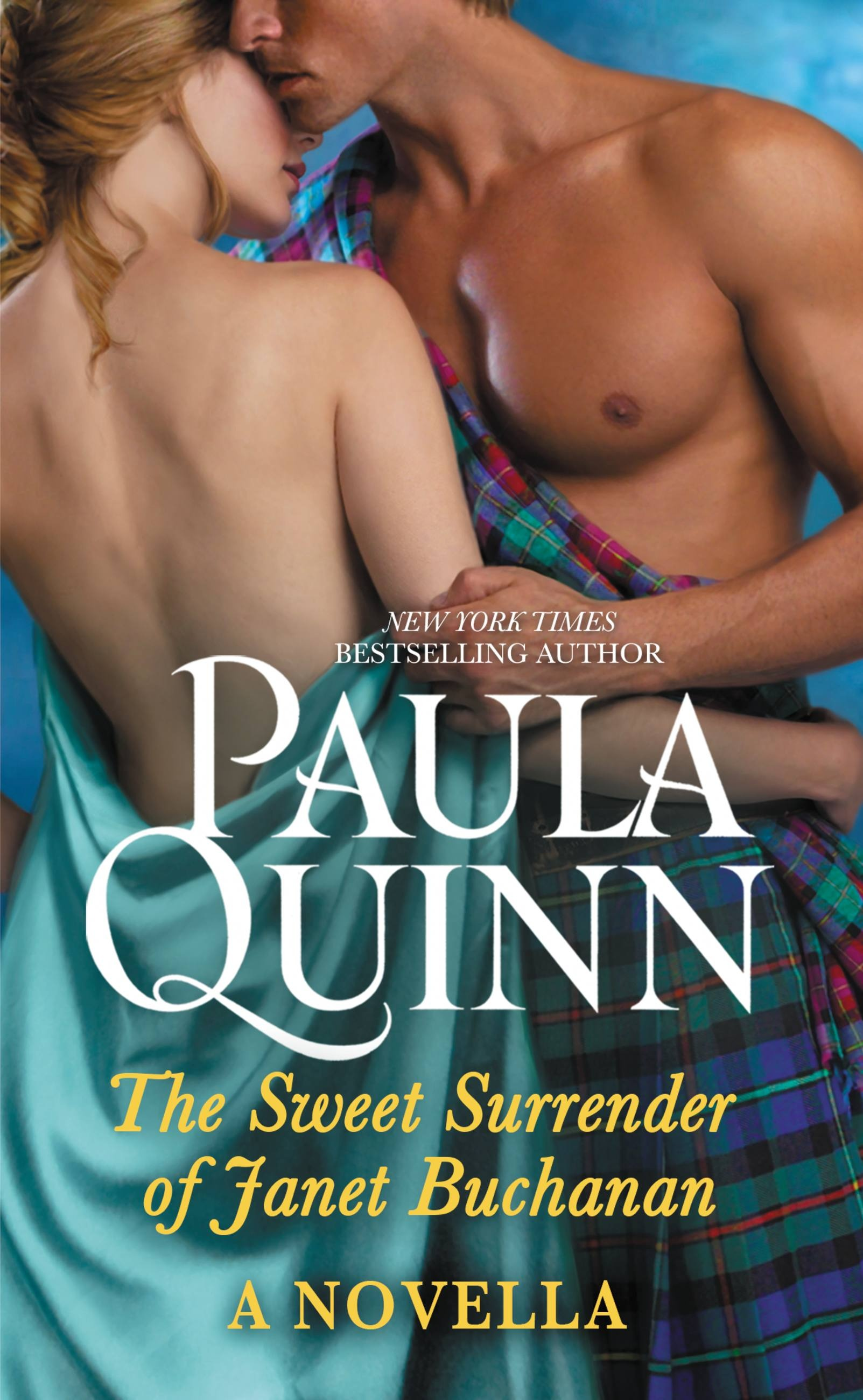 The Sweet Surrender of Janet Buchanan