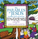 A PARABLE OF JESUS COLORING BOOK DEVOTIONAL by Laura James, Katara Washington Patton