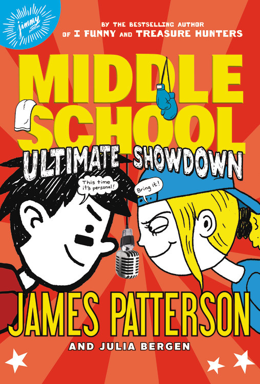 Middle School Book Cover : Middle school ultimate showdown little brown — books