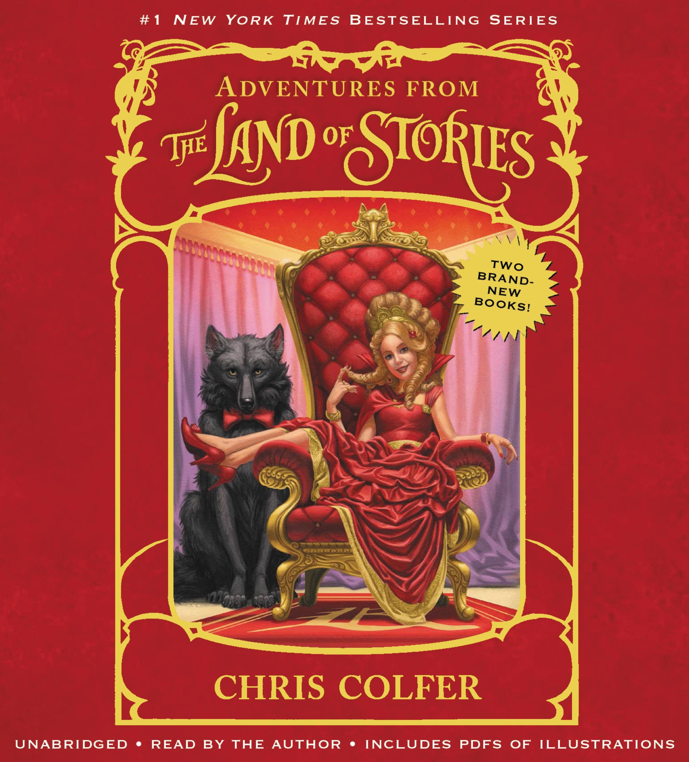 Adventures From The Land Of Stories Boxed Set Little