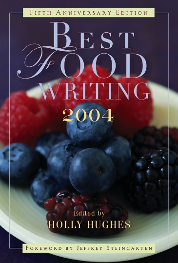 Best Food Writing 2004