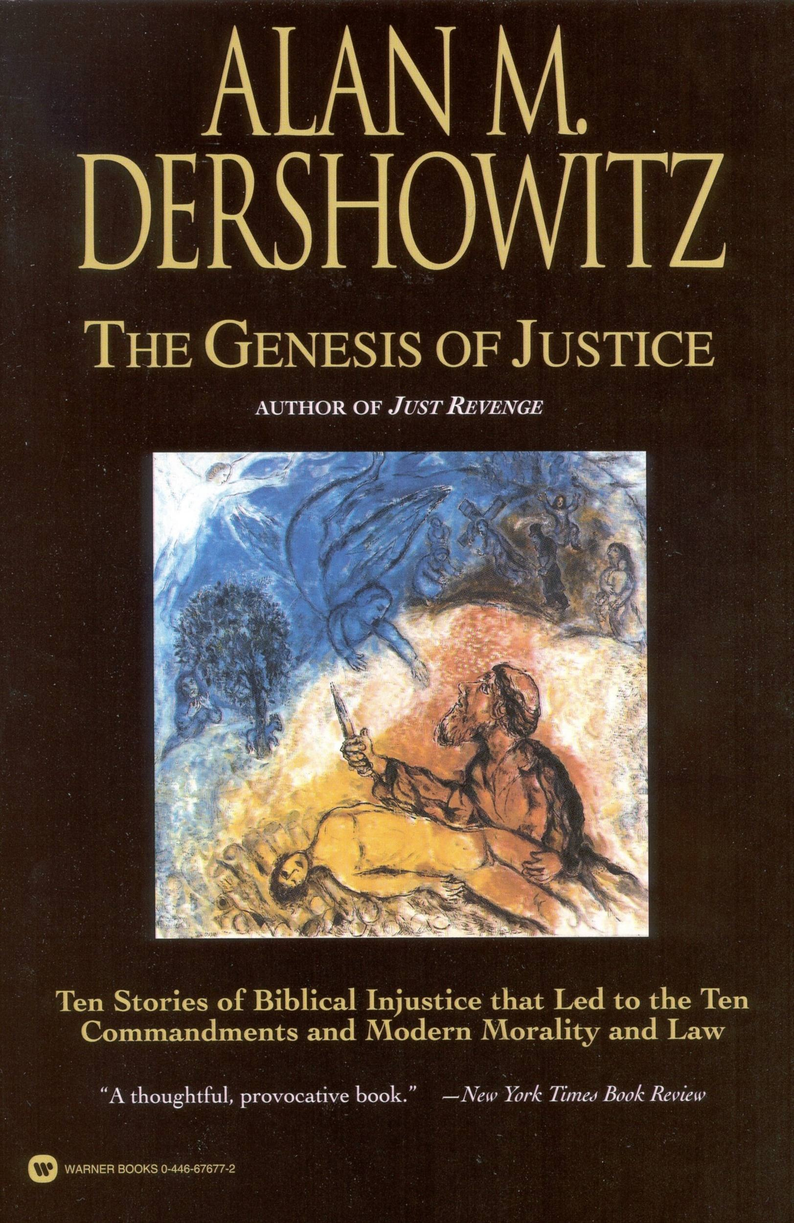 Genesis of Justice, The