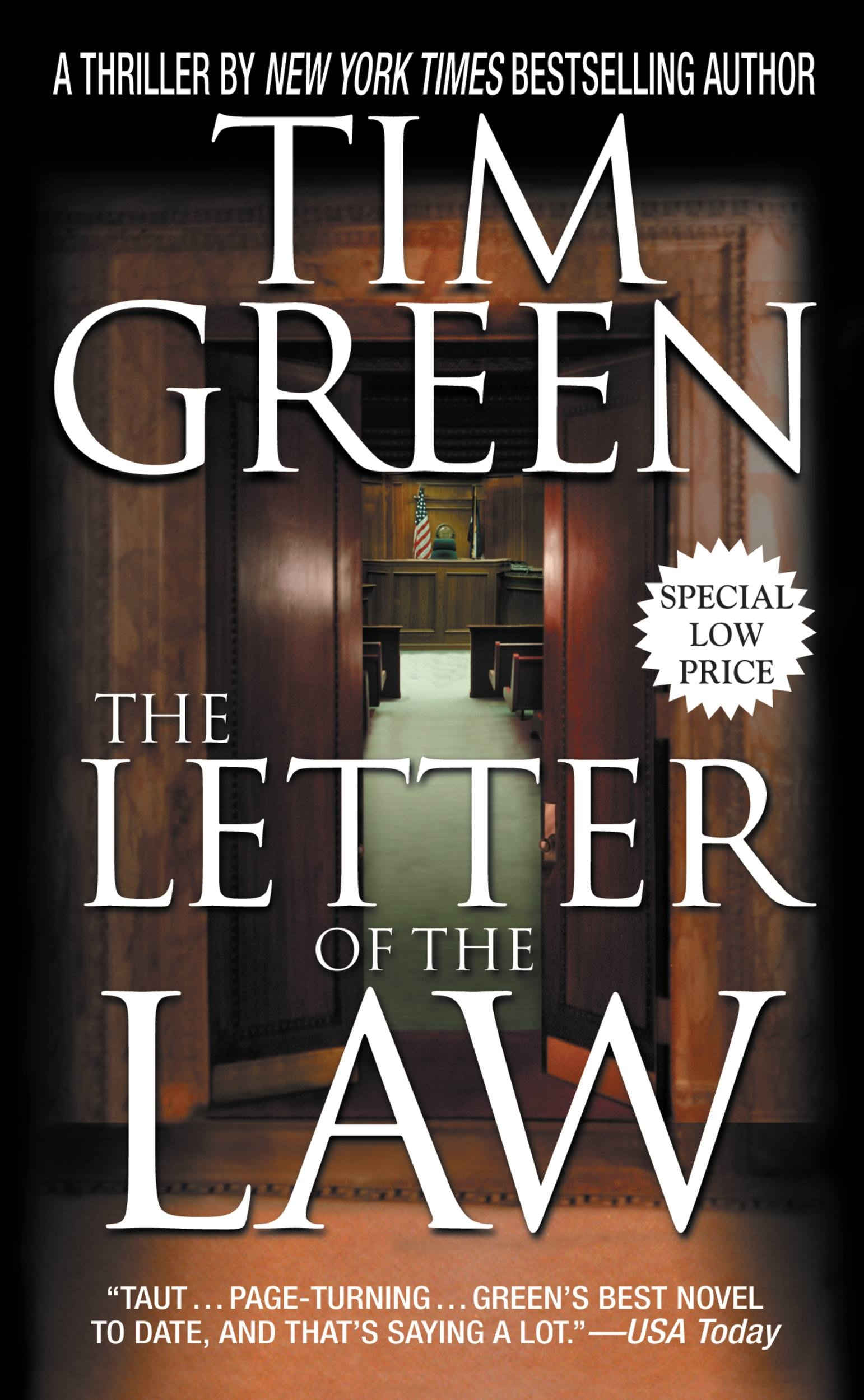 Letter of the Law, The