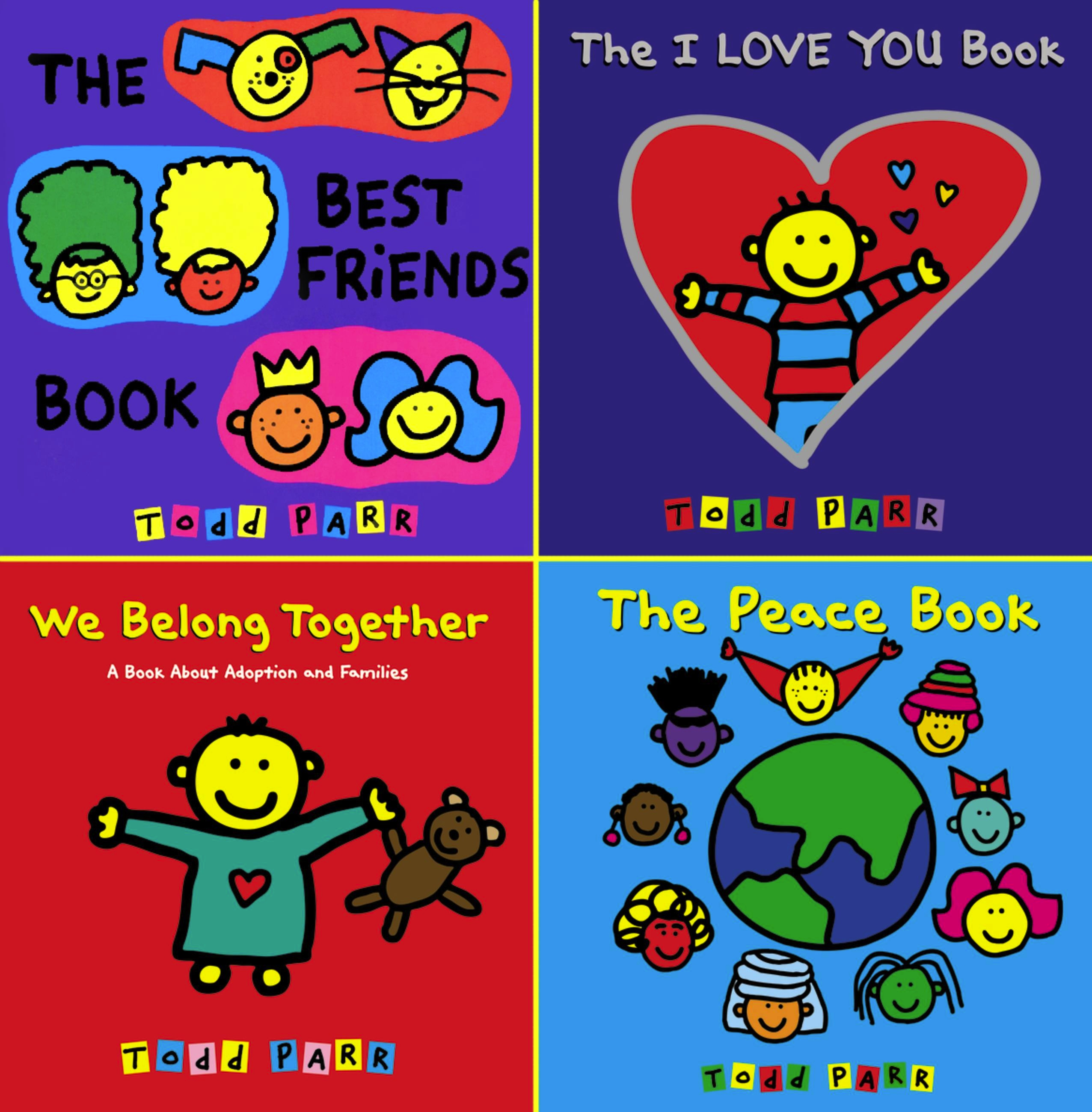 Todd Parr Book List - FictionDB