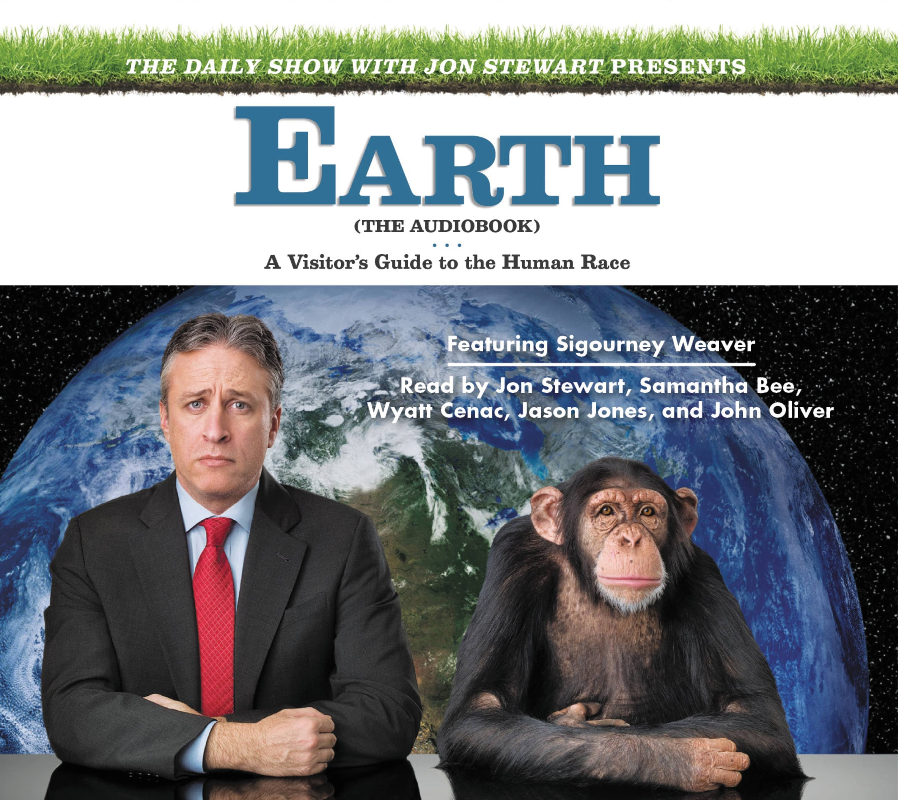 The Daily Show with Jon Stewart Presents Earth (The Audiobook)