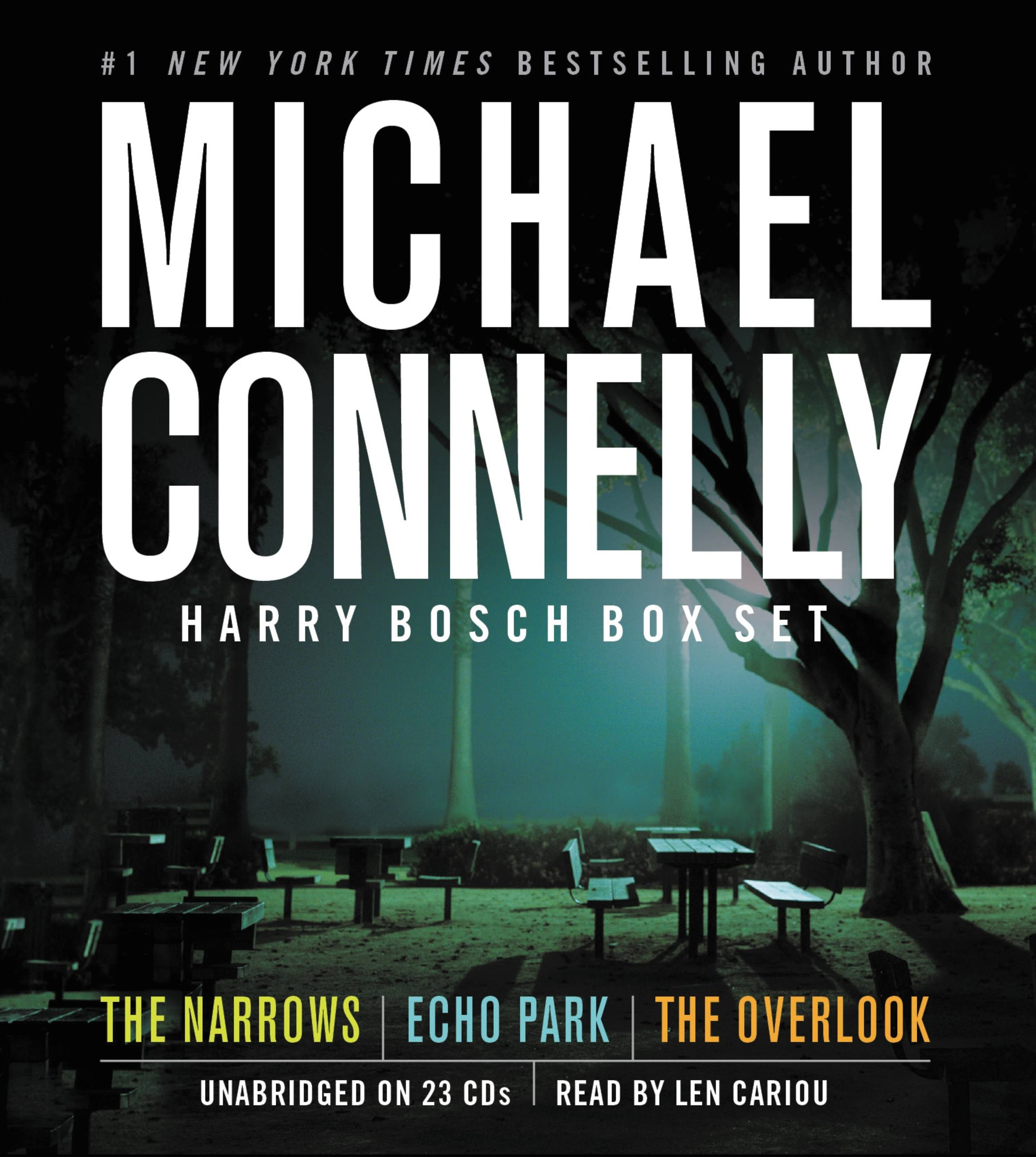 Harry Bosch Box Set